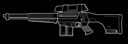 PR18 Pulse Rifle