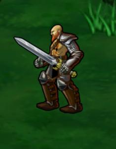 Branded Zealot Fighter