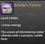 Scholar's Crown