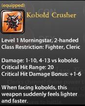 Kobold Crusher