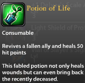 Potion of Life