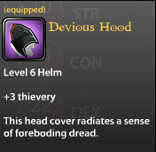 Devious Hood