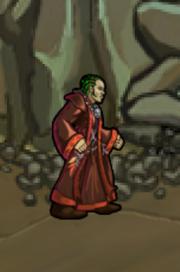 Cultist Mercenary Wizard