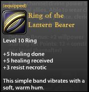 Ring of the Lantern Bearer