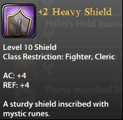 2 Heavy Shield