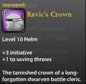 Ravic's Crown