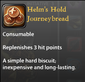 Helm's Hold Journeybread