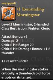 1 Resounding Morningstar