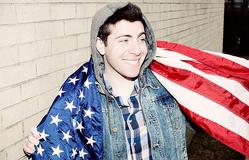 Hoodie Allen, American Flag