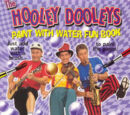 The Hooley Dooleys - Paint With Water Fun Book