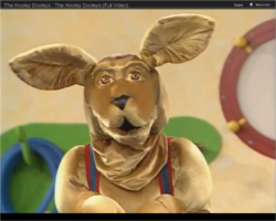 Russel The Muscly Kangaroo