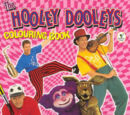 The Hooley Dooleys - Colouring Book