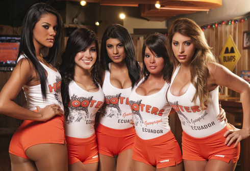 hooters wiki