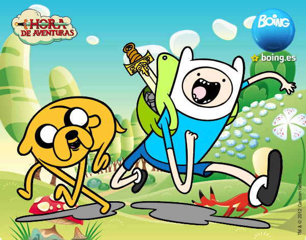 finn y jake by - photo #44