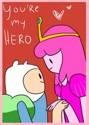 image Quedarse atrapado con su dulce princesa