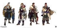 Luc-de-haan-expert-hunter-lineup