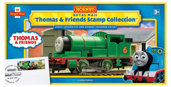 Percy the Saddle Tank Engine - British Stamp Collection