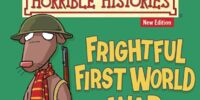Frightful First World War(book)
