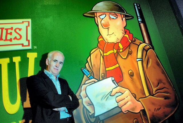 File:17768 deary signing copies of horrible histories.jpg