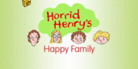 Horrid Henry's Happy Family