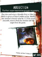 IWF006 Abduction