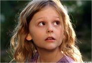Olivia looking