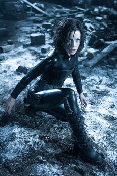 Underworld Evolution Selene