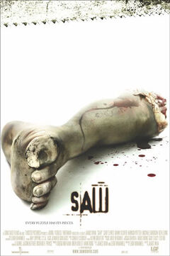 Saw poster