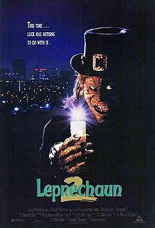 220px-Leprechaun two poster