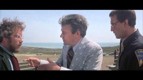 """Jaws """"Close the Beaches"""" Film Clip -- Own it on Blu-ray August 14, 2012"""