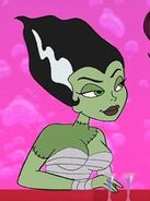Bride of Frankenstein (HWOES)