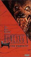 Howling V DVD