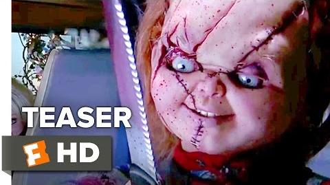 Cult of Chucky Teaser Trailer 1 (2017) Movieclips Trailers-0