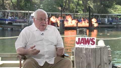 Jaws - Carl Gottlieb Interview Pt. 1 - Own Jaws on Blu-ray Today