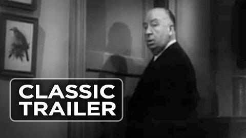 Psycho (1960) Theatrical Trailer - Alfred Hitchcock Movie