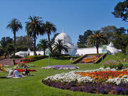 SF Conservatory of Flowers 3