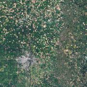 Precision Farming in Minnesota - Natural Colour