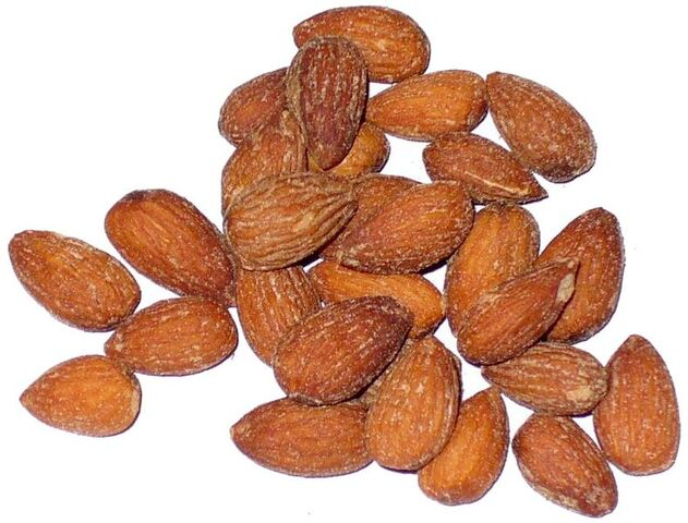 File:789px-Smoked almonds.jpg