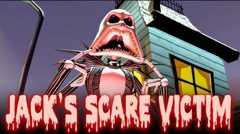 JACK'S SCARE VICTIM