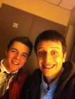 Gerrit and Marcel
