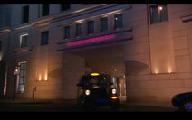 Babylon Entrance Night