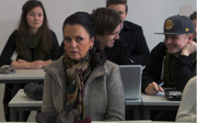 Monica i klasserom