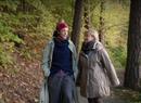 Anja og Juni på tur
