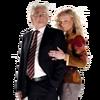 Arnfinn Lycke og Birte Lillevik