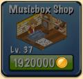 Musicbox Shop Facility