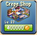 Crepe Shop Facility