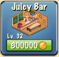Juicy bar Facility