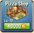 Pizza shop Facility