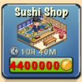 Sushi Shop Facility