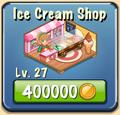 Ice cream shop Facility